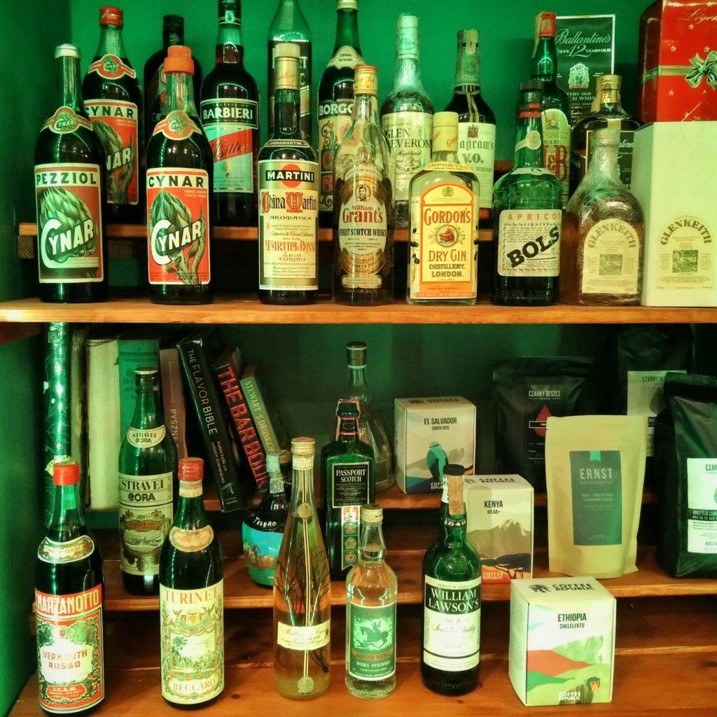 """Gablotka """"Vintage Cocktails"""""""