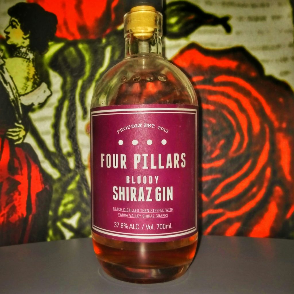 Four Pillar Bloody Shiraz Gin