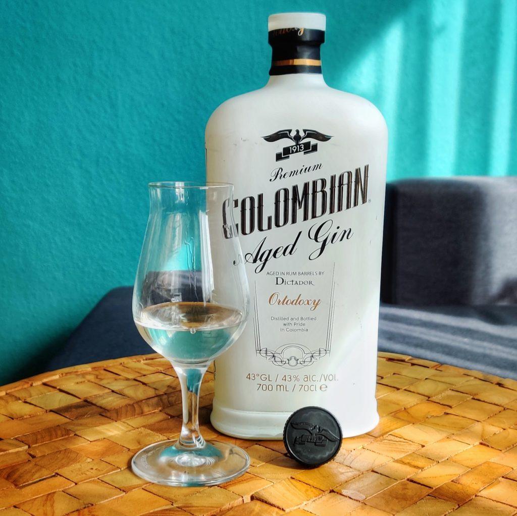 Dictador Colombian Ortodoxy Gin