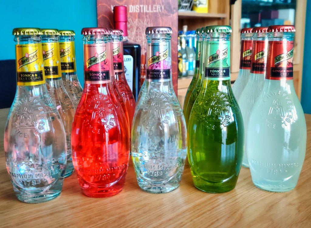 Schweppes Premium Mixer Tonic