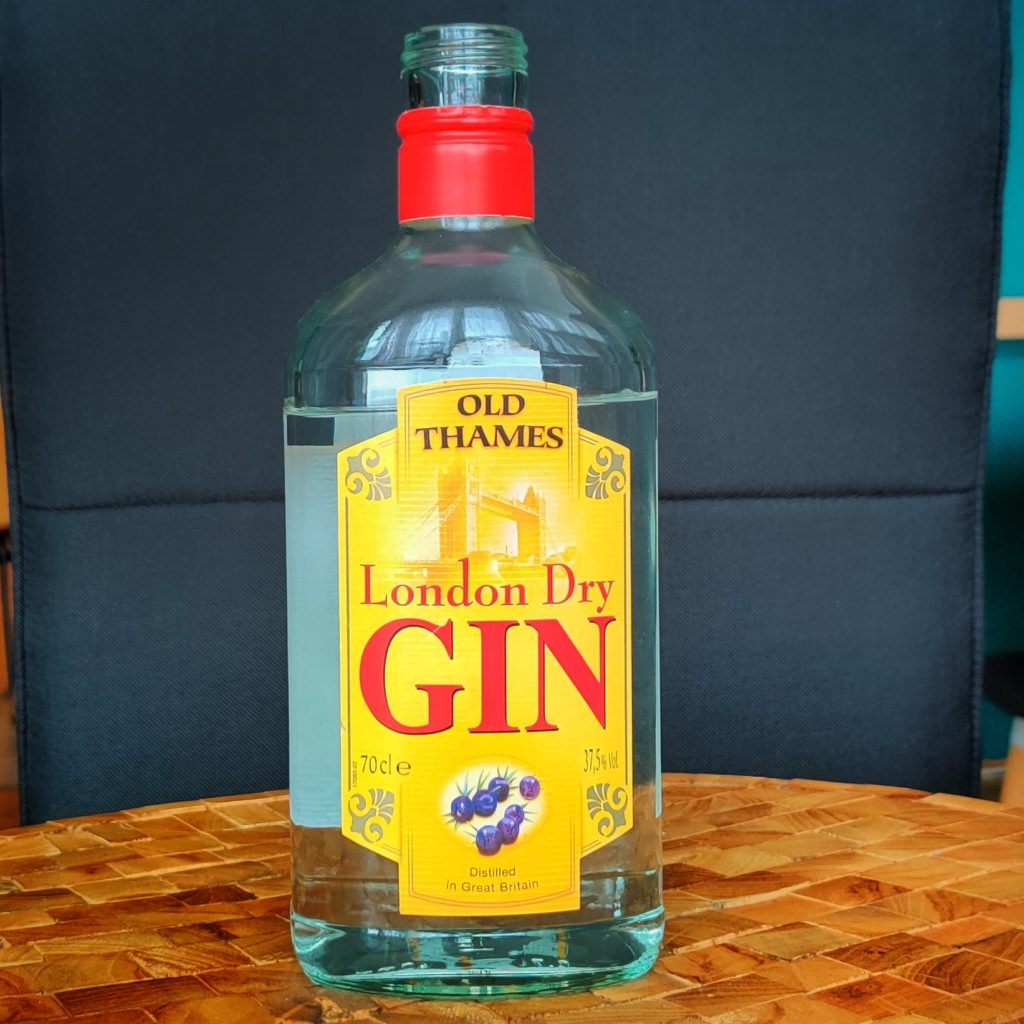 Old Thames Gin