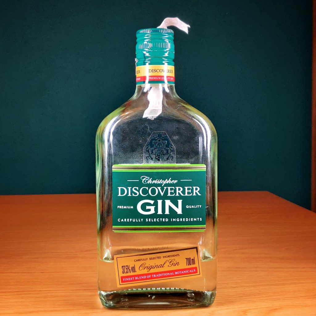 Christopher Discoverer Gin