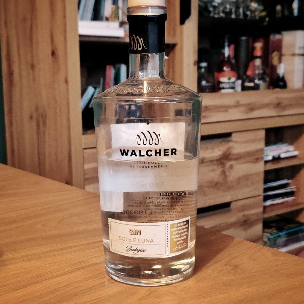 Walcher Gin, a wlaściwie Sole e Luna Bio Gin